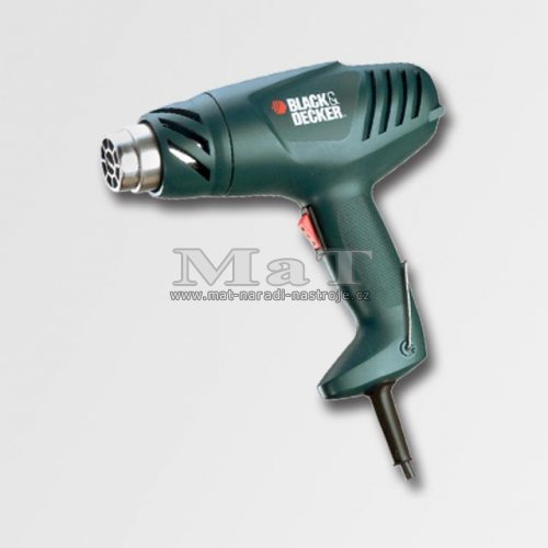 pistole opalovací 1800W Black and Decker