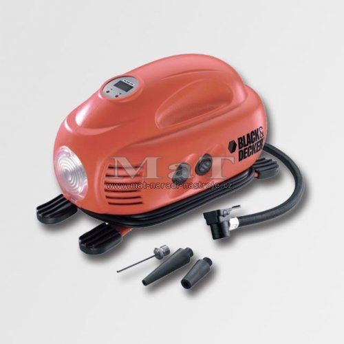 kompresor 12V Black and Decker