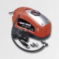 kompresor 230V / 12V, 90W Black and Decker