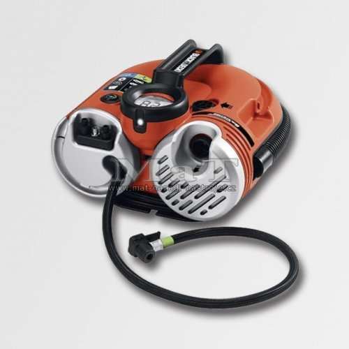 kompresor 12V/aku Black and Decker