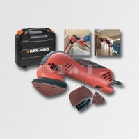 delta bruska 260W Black and Decker