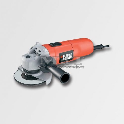 úhlová bruska 125mm 700W Black and Decker
