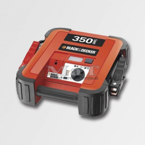 Startér 350 Amp Black and Decker