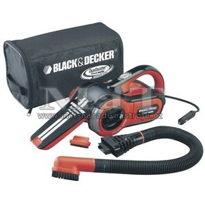 auto vysavač 12V Black and Decker